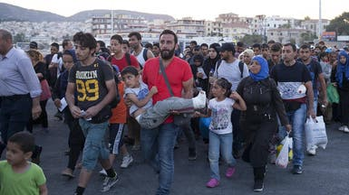 تركيا تعترض سبيل مئات المهاجرين حاولوا عبور بحر إيجة
