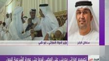 سلطان الجابر: متمسكون بدعم الشرعية في اليمن