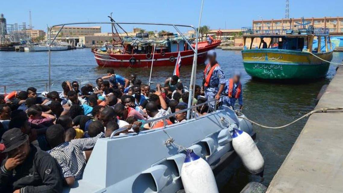 egypt migrants facebook egyptian military spokesman alexandria