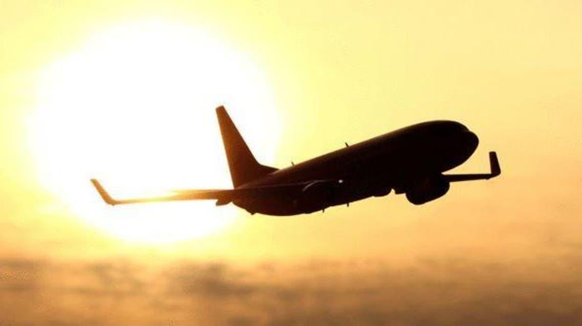 طائرة توضيحية
