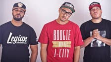 Stepping up to the mic, Dubai rappers reveals 'Recipe' for success