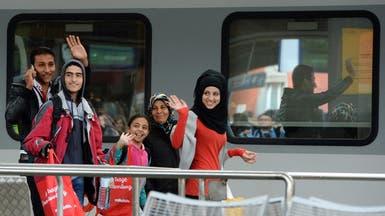 ألمانيا.. استقبال حافل لآلاف اللاجئين المنهكين