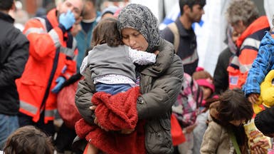 450 ألف مهاجر وصلوا إلى ألمانيا منذ بداية العام