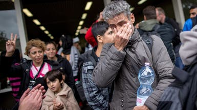 2500 لاجئ يصلون ألمانيا من النمسا والمجر