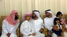 محمد بن زايد يأمر بإنشاء مؤسسة لأسر شهداء الإمارات