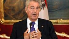 Austrian president first EU leader to visit Iran since 2004