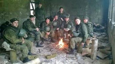 أنباء عن فقدان الاتصال بـ3 جنود روس في معارك تدمر