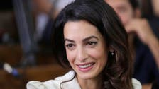 Amal Clooney in Maldives in bid to free jailed ex-leader