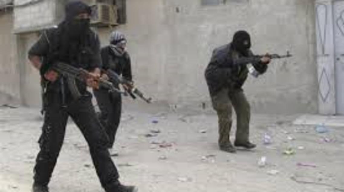 مسلحون مجهولون ببغداد - أرشيفية