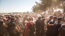 Crowd control: Raw realities of the refugee crisis on Greece's border