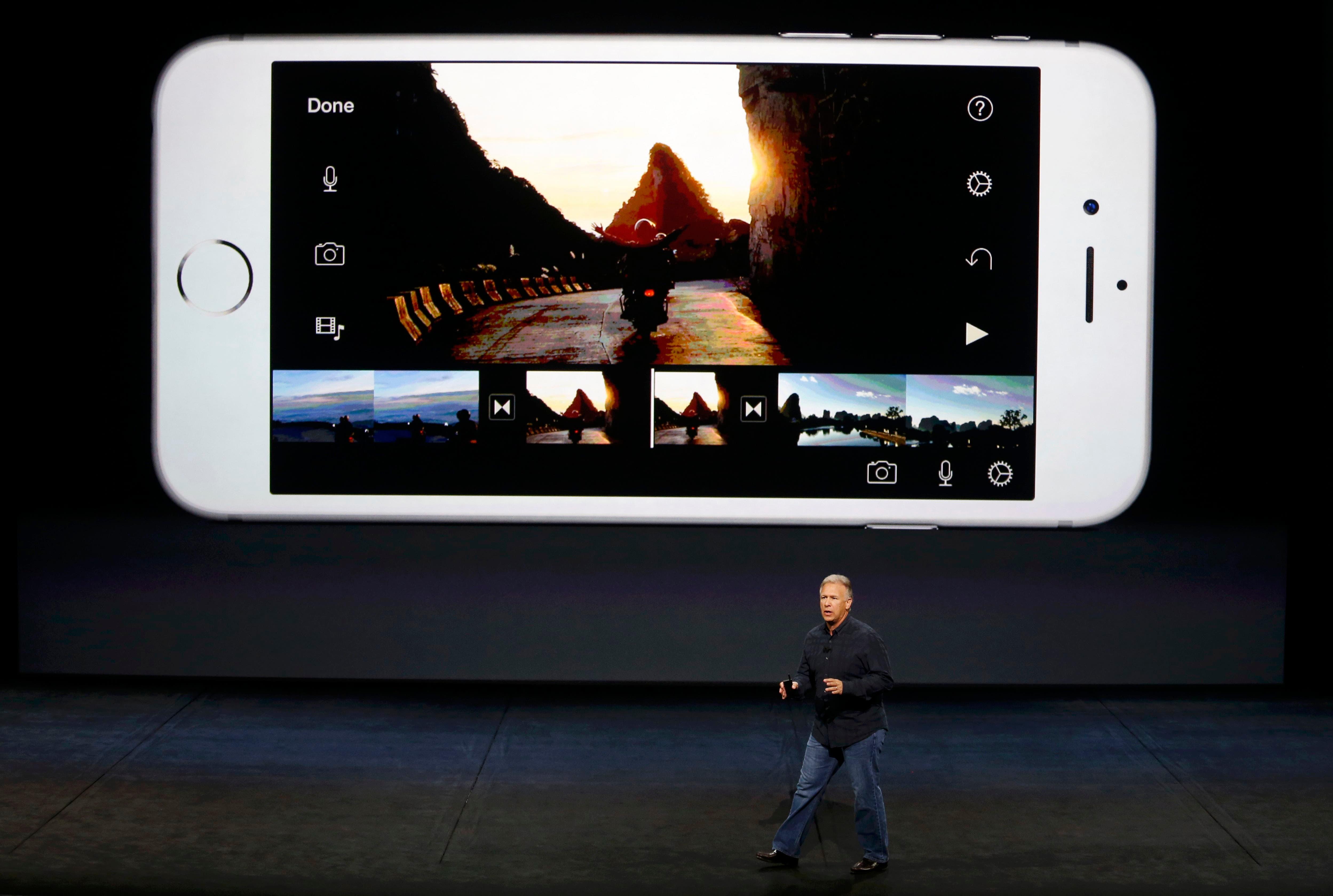 Apple iphone main