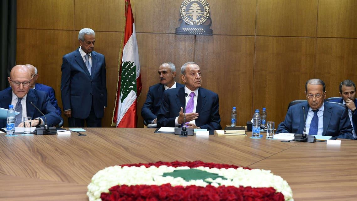 الحوار اللبناني
