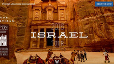 Picture of Petra on Israeli tour ad by U.S. group irks Jordanians