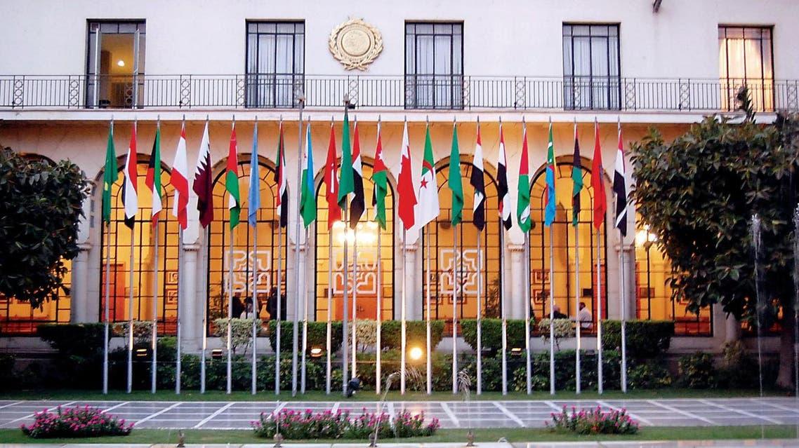 مبنى الجامعة العربية بالقاهرة 3