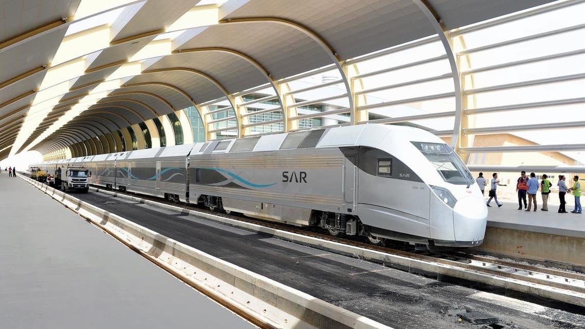 قطار الشمال في الرياض 5