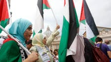 U.N. approves Palestinian request to fly its flag