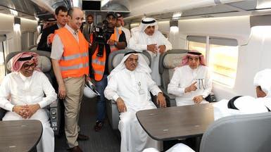 الرياض تستقبل أولى رحلات قطار الشمال فائق السرعة