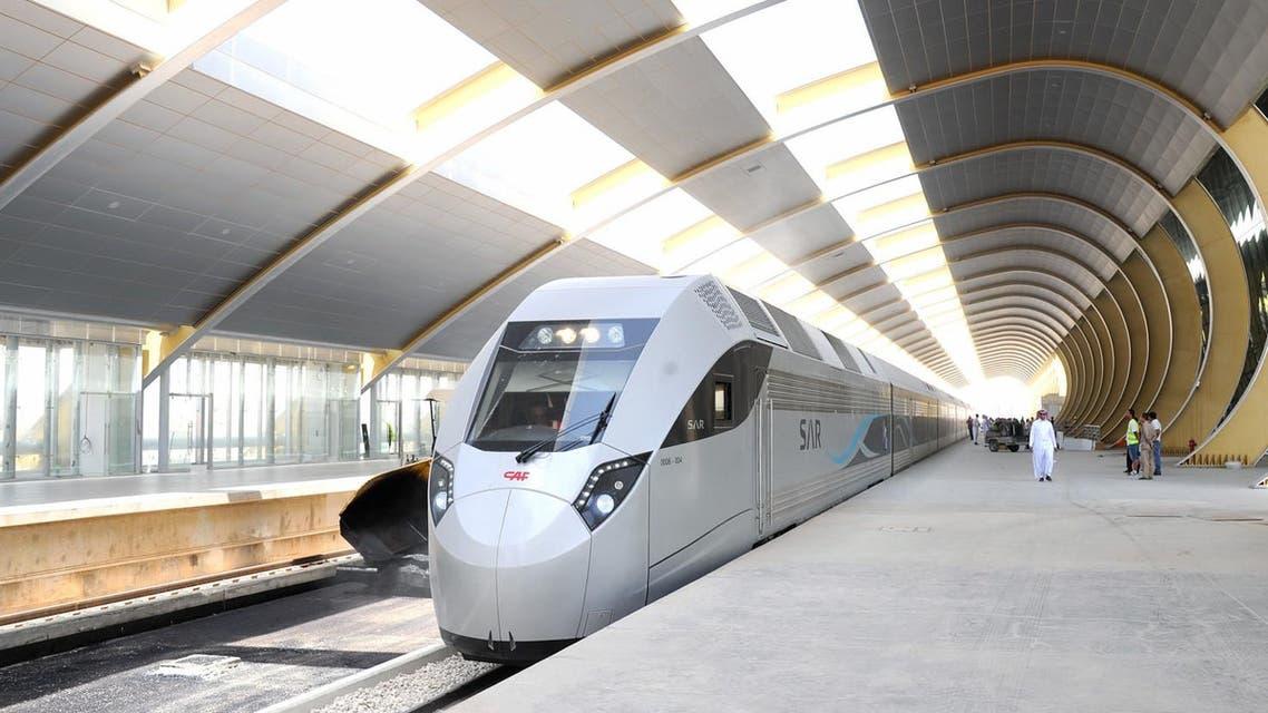 قطار الشمال في الرياض 1
