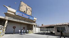 Rebels storm Syria's largest prison near Damascus