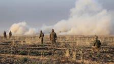 Bombs kill 13 Iraq Kurds in anti-ISIS operation