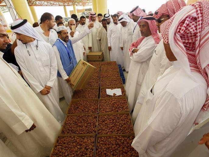 126 ألف ريال قيمة صفقات مهرجان تمور الأحساء