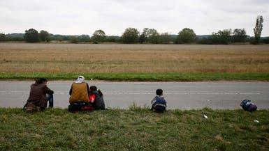 النمسا تغلق طريقاً سريعاً مع المجر في وجه اللاجئين