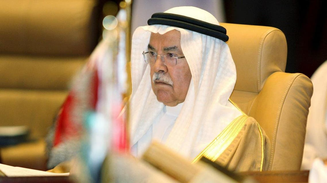 Saudi Arabia's Oil Minister Ali al-Naimi attends a meeting of Gulf states' oil ministers in Doha, September 10. (Reuters)