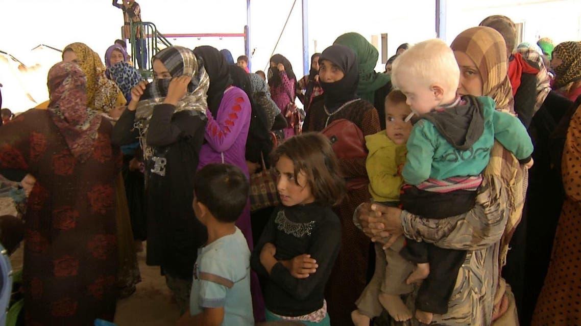 لاجئين سوريين في الأردن