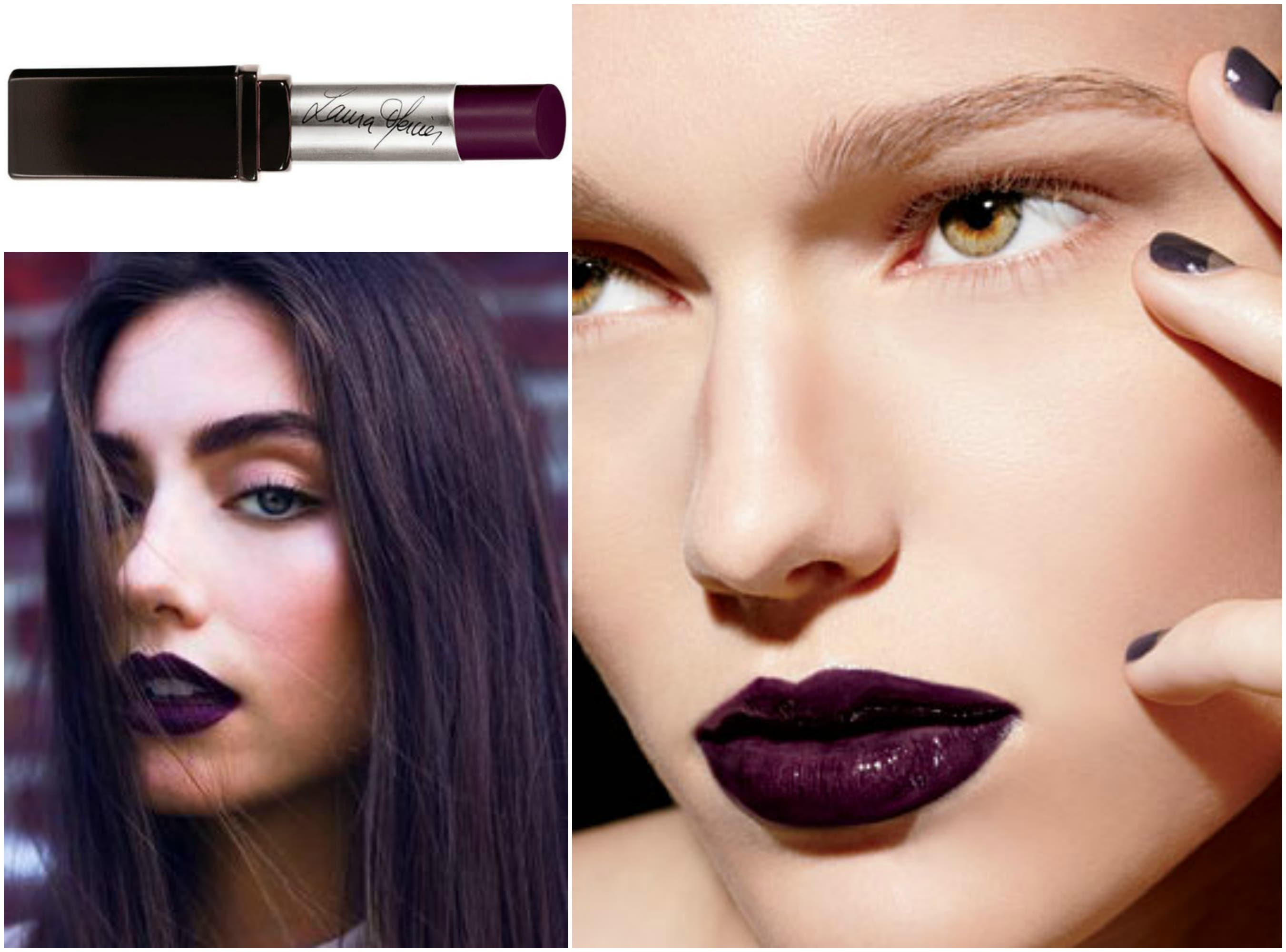 Purple lips and nail claws: Our top beauty trends to try this Fall ...