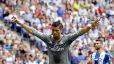 Ronaldo hits 5 for Madrid, Messi lifts Barca over Atletico