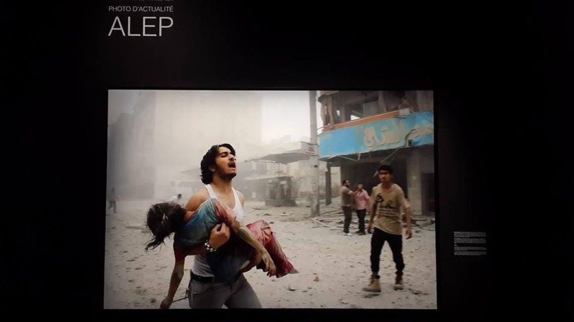 فاز المصور الصحافي براء الحلبي بجائزة الفجيرة الدولية للتصوير الصحافي