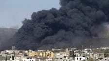 عرب اتحادیوں کے اپاچی ہیلی کاپٹر یمن کے اندر داخل