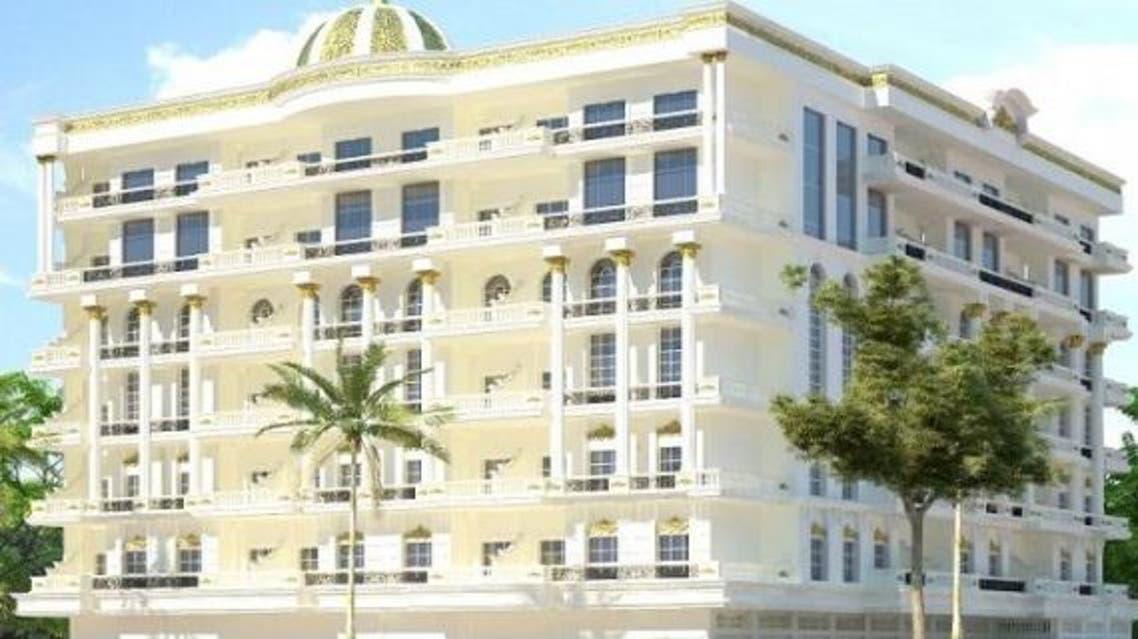 قصر صباح نخيل دبي عقار عقارات مشروع عقاري