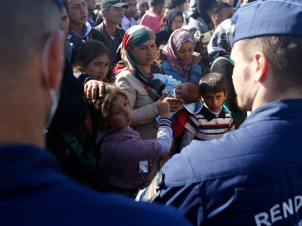 المجر تبدأ بناء سور على حدودها مع كرواتيا لكبح الهجرة