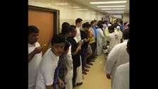 Volunteers swarm Makkah hospitals to donate blood after crane collapse