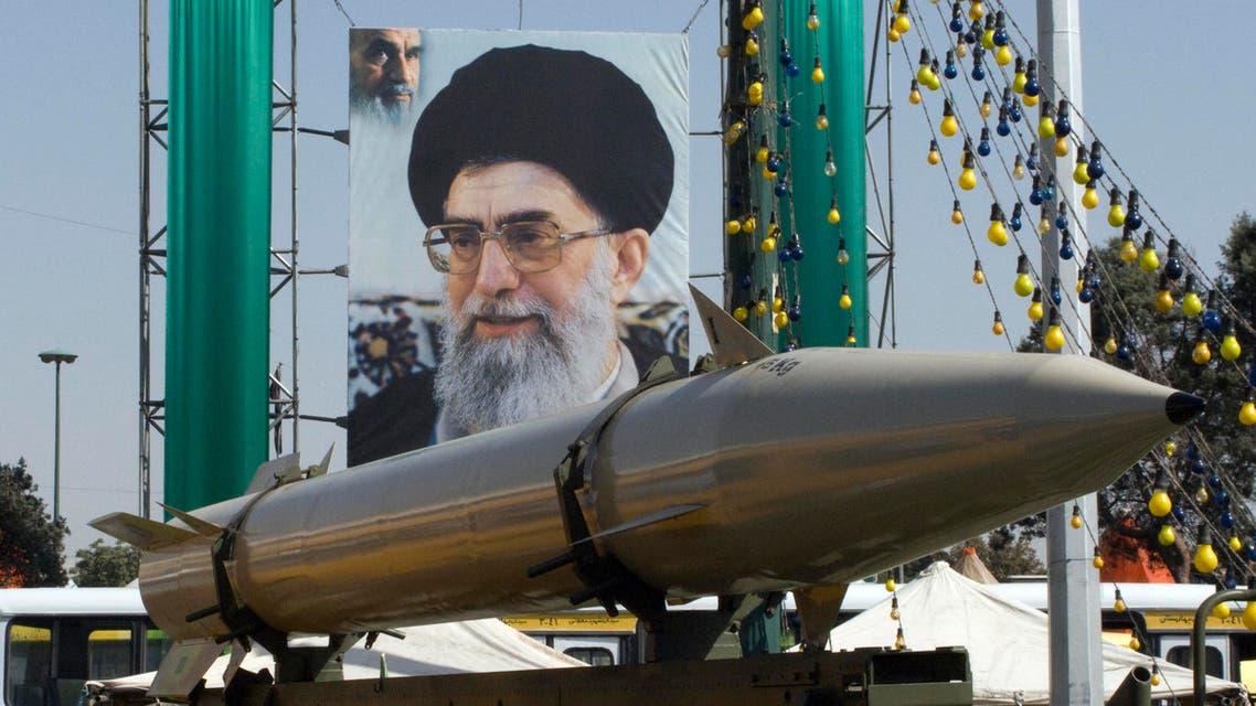 Ayatollah Ali Khamenei AP
