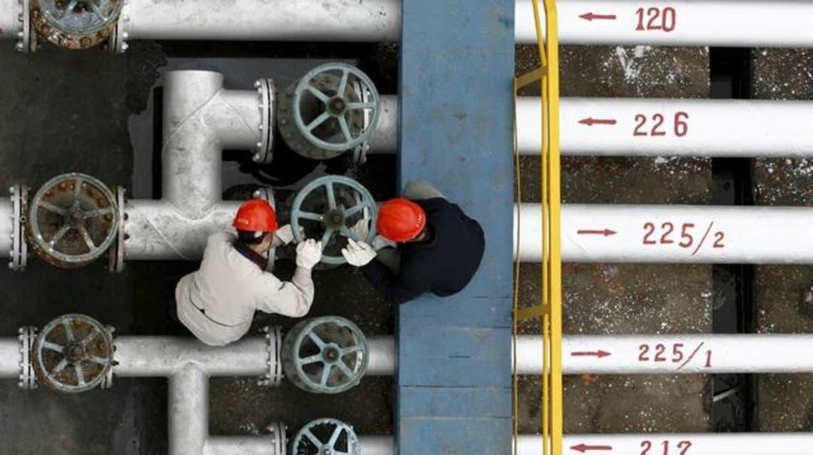 عمال مصفاة الصين برنت نفط النفط الخام