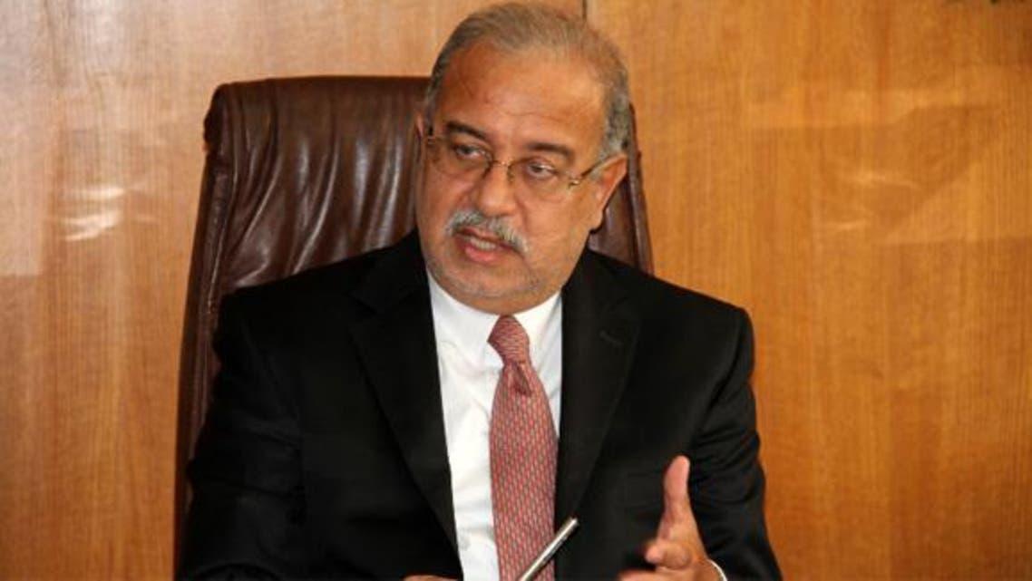 وزير البترول المصري شريف إسماعيل
