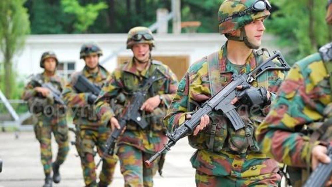 قوات بلجيكية