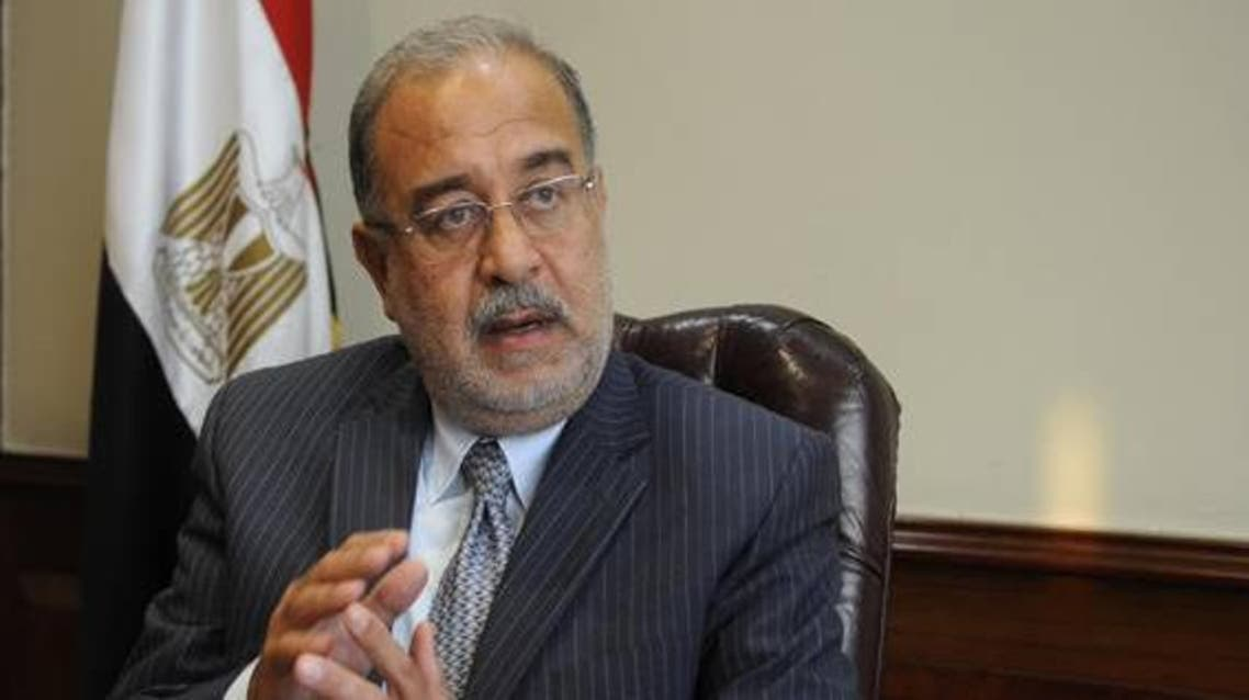 المهندس شريف إسماعيل رئيس الحكومة المصرية