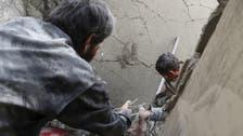 أكثر من 80 قتيلا خلال 6 أيام من المعارك قرب دمشق