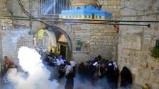 مسجد الاقصیٰ میں اسرائیلی فوج کی جارحیت کی شدید مذمت