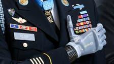 U.S. military develops prosthetic hand that can 'feel'