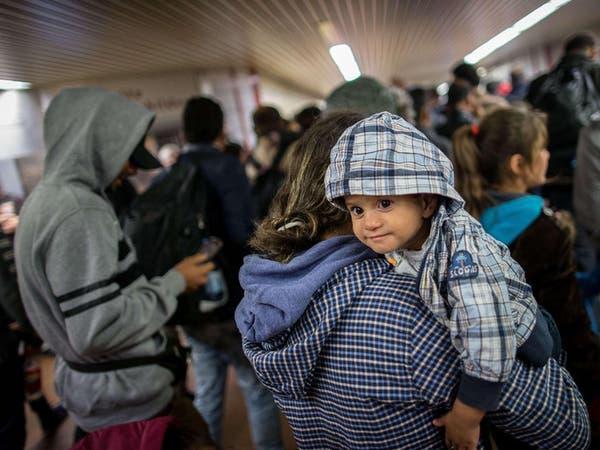 اليونيسيف: 133 ألف طفل تقدموا بطلبات لجوء في أوروبا