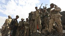 Houthi militias lose key positions in Marib