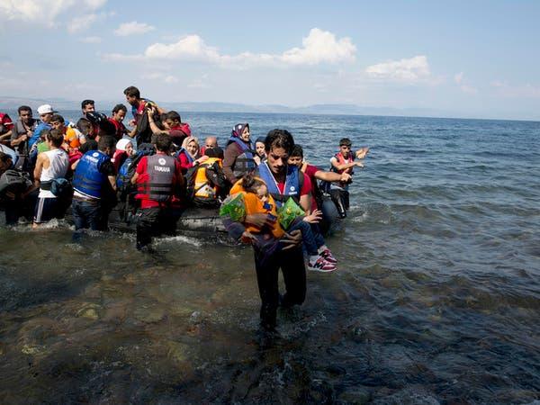 أكثر من 473 ألف مهاجر عبروا المتوسط إلى أوروبا بـ2015