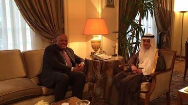 اتفاق مصري- سعودي على تأسيس حل للأزمة اليمنية