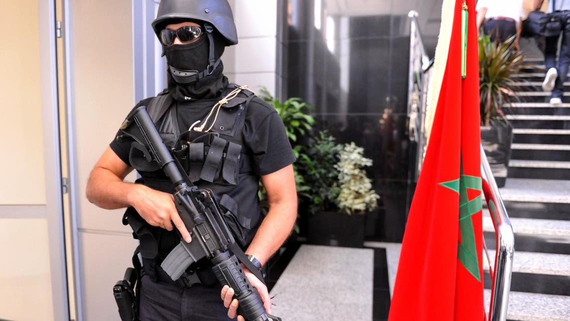 عنصر ميداني من مكتب محاربة الإرهاب في المغرب