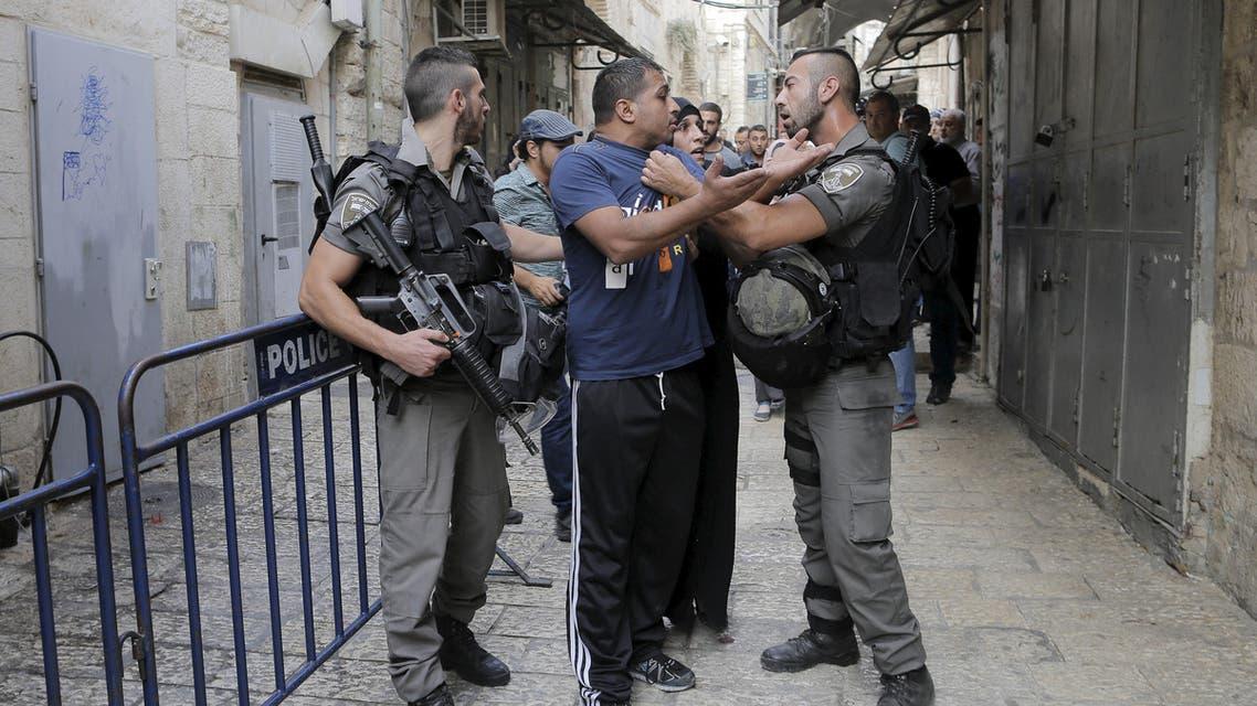 Clashes break out at Al-Aqsa  Mosque compound