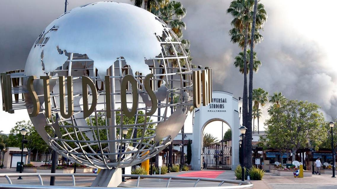 It will be Universal's third theme park in Asia, after Singapore and Osaka, Japan. (File photo: AP)